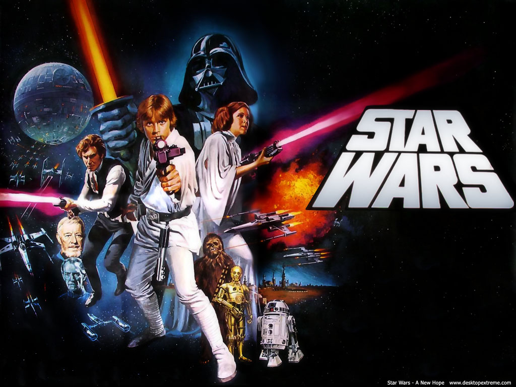 Project 2 Movie Poster Dvd Cover Star Wars Deana S Blog
