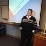 Faykosh Presenting on Conferences