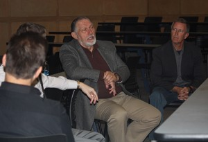 Lou Hebert and Paul Kwapich share the wisdom of their experience in the broadcast field.