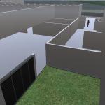 Loading dock walls