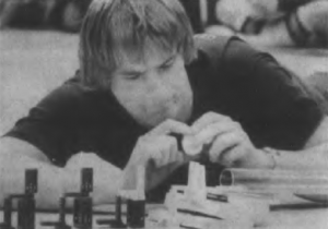 John Vautier Participating in 1979 Competition