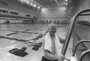 Sam Cooper in Cooper Pool