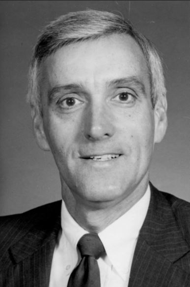 Dr. Terry Parsons' Headshot