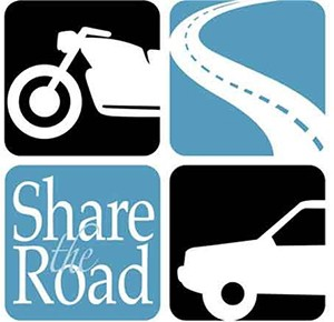 share the road-web