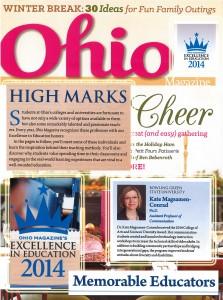 docmc honored in Ohio Magazine