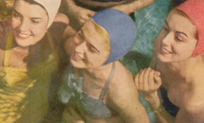 Bathing caps image